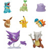 Set de Figuras Pokemon Battle