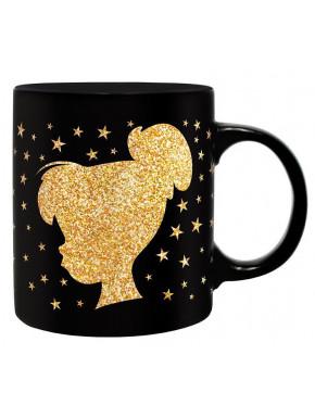 DISNEY - Mug - 320 ml - Peter Pan Tinkerbell & Glitter - Matte x2