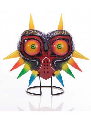 NINTENDO - Fig. Majora's mask Std Edi - The Legend of Zelda BoTW 25cm