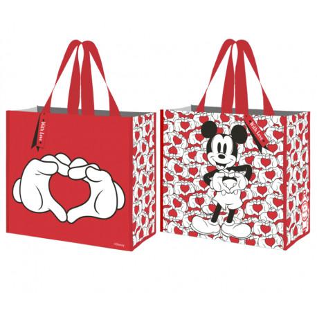 Bolsa Reutilizable Mickey Mouse