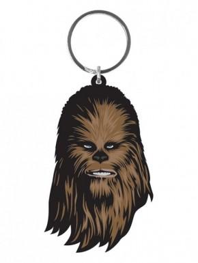 Llavero caucho Star Wars Chewbacca