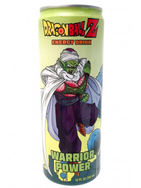 Bebida Energética Piccolo Warrior Dragon Ball Z