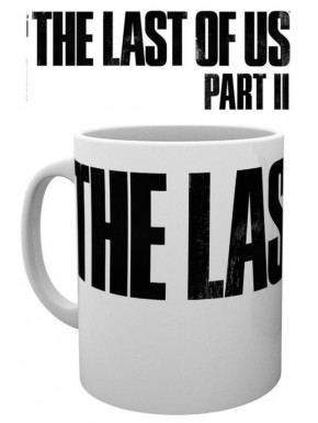 Taza logo The Last of Us 2