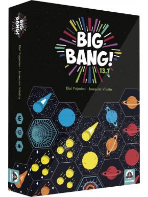 Juego de Mesa Big Bang! 13.7