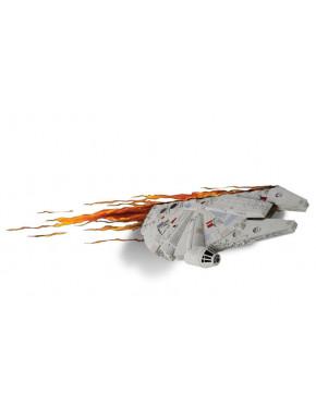 Lâmpada de parede do Millennium Falcon da Star Wars