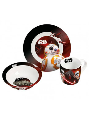 Star Wars VII Packs Desayuno Episode VII Caja (6)