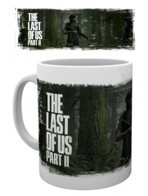 The Last of Us Parte II Taza Key Art