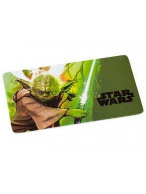 Mini tabla de cortar Star Wars Yoda