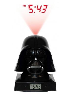 Despertador proyector con sonido Darth Vader