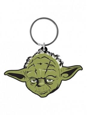 Llavero caucho Star Wars Yoda