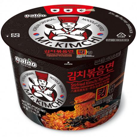 Ramen Cup Coreano con Kimchi Paldo