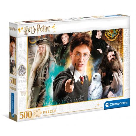 Puzzle Harry Potter 500 Piezas Clementoni