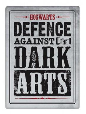 Imán Harry Potter Defensa contra las Artes Oscuras