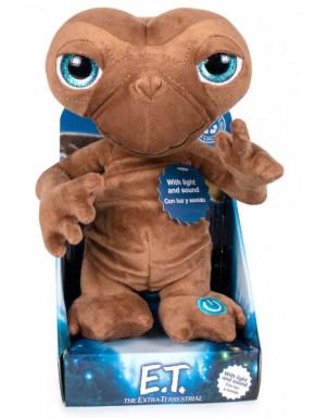Peluche E.T. con Luz y Sonido 25 cm