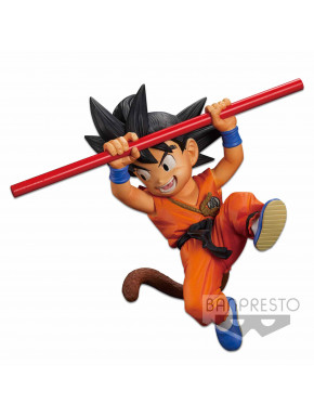 Figura Goku Niño Banpresto