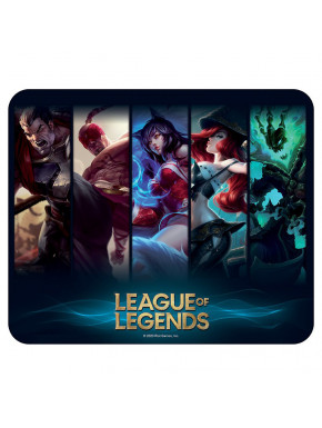 LEAGUE OF LEGENDS - Flexible mousepad - Champions