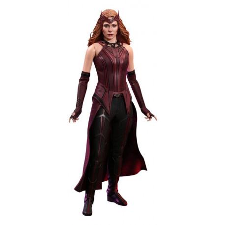 WandaVision Figura 1/6 The Scarlet Witch 28 cm