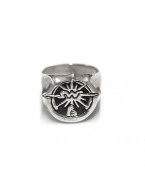 Réplica plata ley anillo Star Wars