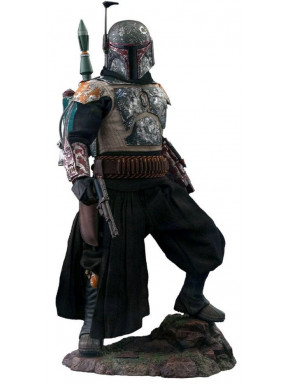 Star Wars The Mandalorian Figura 1/6 Boba Fett 30 cm