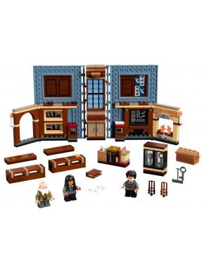 Kit Lego Harry Potter Hogwarts Clase de Encantamientos