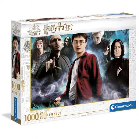 Harry Potter Puzzle Harry vs. the Dark Arts (1000 piezas)