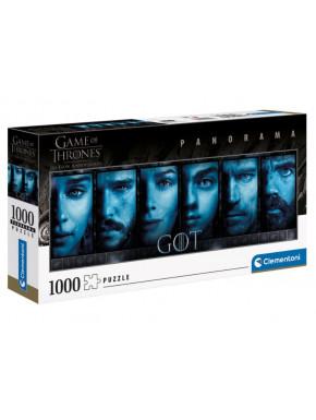Juego de Tronos Panorama Puzzle Faces (1000 piezas)