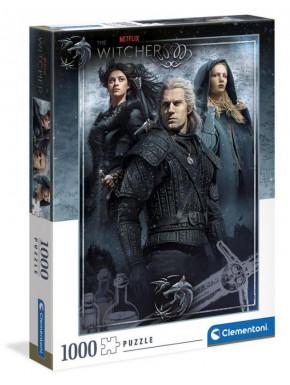 The Witcher Puzzle Ciri, Yennefer & Geralt (1000 piezas)