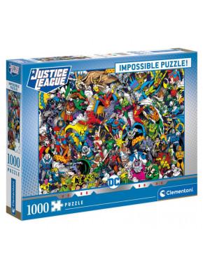 Puzzle Liga de la Justicia 1000 piezas