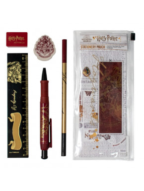 Mini set escolar Harry Potter
