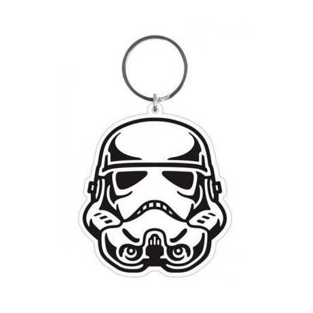 Llavero caucho Star Wars Stormtrooper