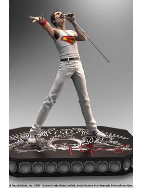 Freddie Mercury Queen Estatua Rock Iconz Limited Edition