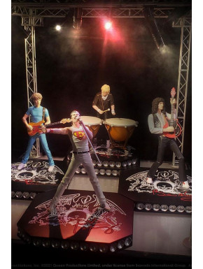 Queen Pack Estatuas Rock Iconz Limited Edition