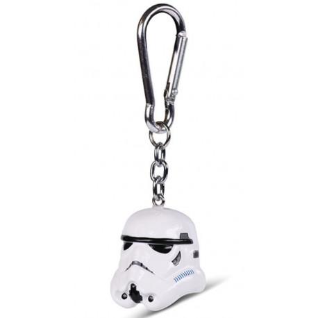 Llavero 3D Stormtrooper Star Wars
