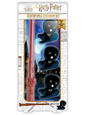 Set de papelería Harry Potter Dementores