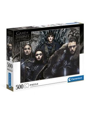 Puzzle 500 Piezas Juego de Tronos Stark
