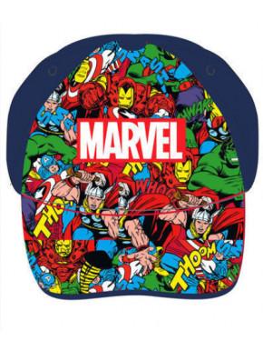 Gorra Infantil Marvel Personajes