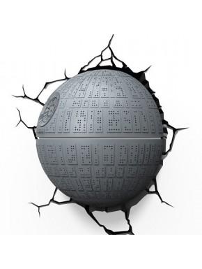 Lampara Estrella de la Muerte Star Wars