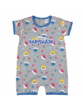 PELELE SINGLE JERSEY BABY SHARK