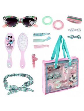 Bolsito de belleza accesorios Minnie