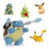 Set de Figuras Pokemon de Combate Blastoise Edition
