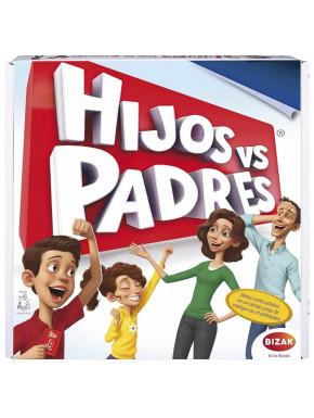 Juego de Mesa Infantil Hijos contra Padres