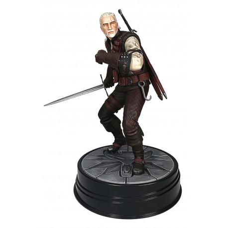 Figura Geralt de Rivia Manticora The Witcher III Dark House