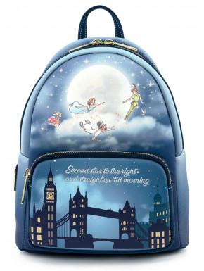Bolso Mochila Loungefly Peter Pan Disney