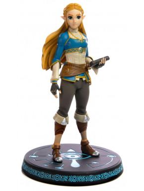 The Legend of Zelda Breath of the Wild Estatua PVC Zelda 25 cm
