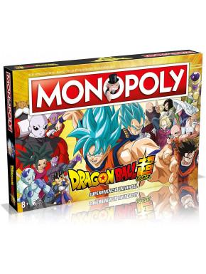 Monopoly Dragon Ball Super en Castellano