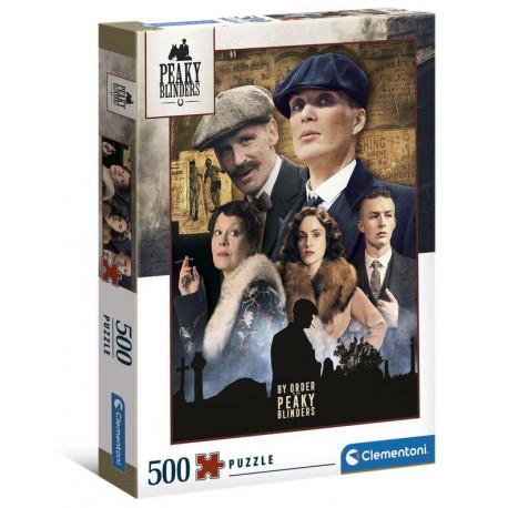 Puzzle Peaky Blinders 500 Piezas