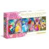 Puzzle Panorama Princesas Disney 1000 piezas