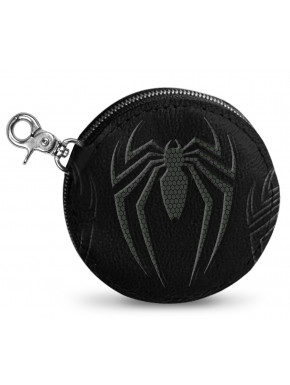 Monedero Spiderman Marvel Black
