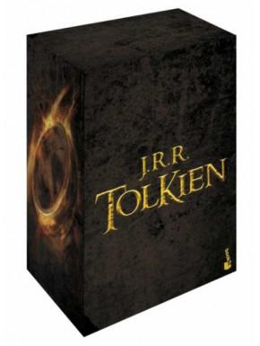 Pack Libros deluxe Tolkien El señor de los Anillos