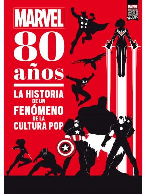 Libro Marvel 80 Años